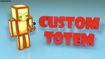 Custom Totem 2.0 Minecraft Texture Pack