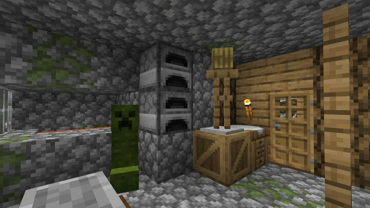 Noteblocks are now crates and some mobs have new refreshing looks!