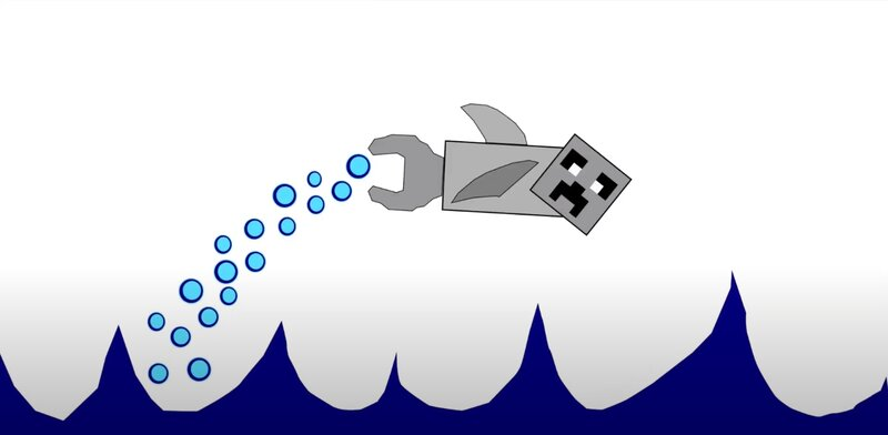 TGWCreeper's Shark