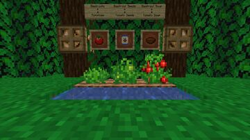 Beetroots to Tomatoes (1.16+) Minecraft Texture Pack