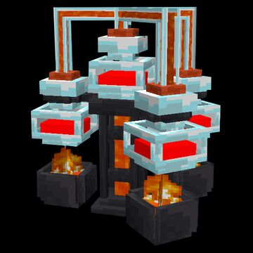 Brewing Stand 3D Minecraft Texture Pack