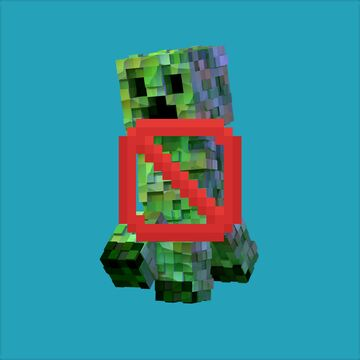 Invisible Creeper [1.17.1] Minecraft Texture Pack