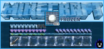 FROZEN [WIN10] 🧊 Minecraft Texture Pack