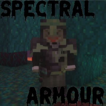 Spectral Netherite Armour [Made by: xXmqvfXx] Minecraft Texture Pack