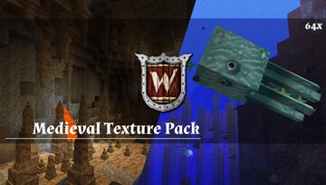 Winthor Medieval MC 1.17.1 v6.8 Minecraft Texture Pack