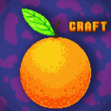 Orange Craft 32 Minecraft Texture Pack