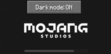 Dark Theme Pack Minecraft Texture Pack