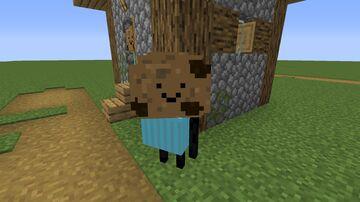 Muffin villagers Minecraft Texture Pack