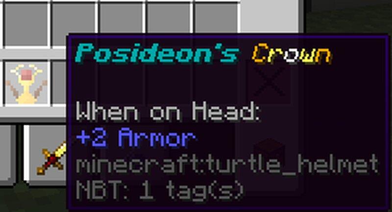 Turtle helmet.