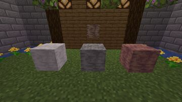 Stone Variants to Dripstone Minecraft Texture Pack