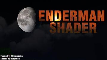 Enderman Shader Minecraft Texture Pack