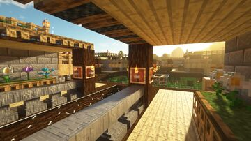 Vanilla Raytracing 128x (Support 3D Models) Minecraft Texture Pack