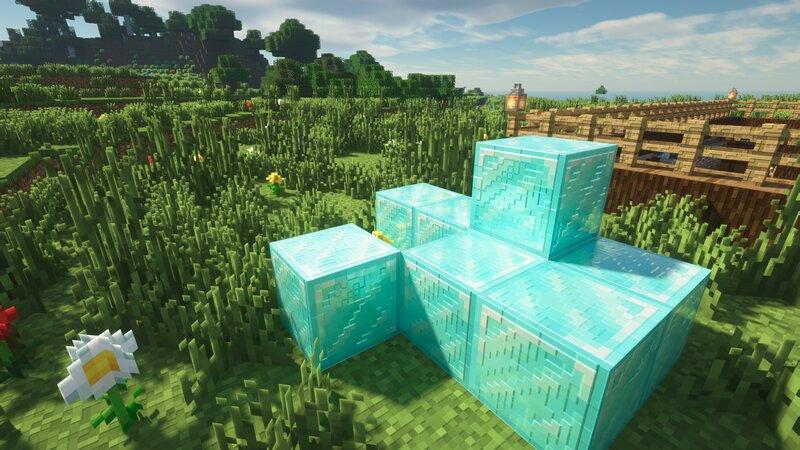 Diamond Blocks