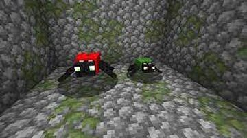 No more spiders/ no more weird spawners Minecraft Texture Pack
