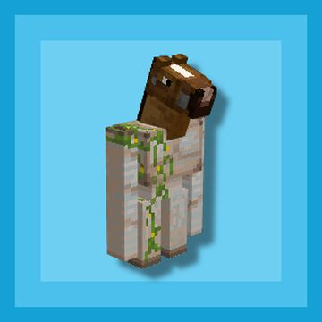 Horse Golem - Bedrock Minecraft Texture Pack