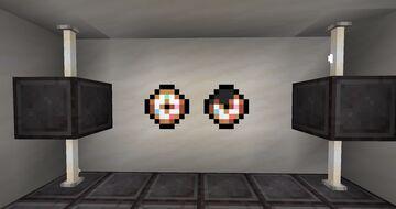 Donut Hunger Bar Minecraft Texture Pack