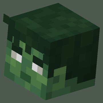 Me as a Zombie lol Minecraft Texture Pack