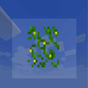 glow lichen life! Minecraft Texture Pack