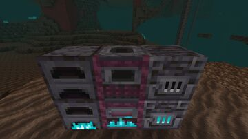 Nether Furnaces (Java) Minecraft Texture Pack