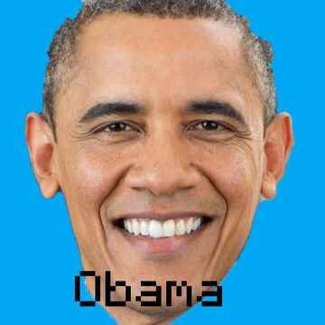 Totem of Obama Minecraft Texture Pack