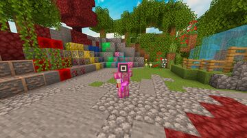Squid Game Pack Minecraft Texture Pack