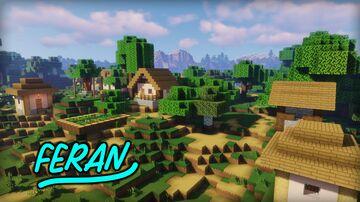 Feran - A Smooth Simplistic Pack Minecraft Texture Pack