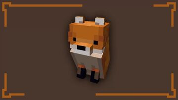 Fat Foxes Minecraft Texture Pack