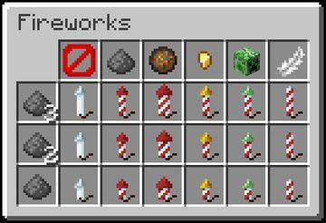Visual Fireworks [OptiFine] Minecraft Texture Pack