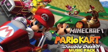 (Read Desc.) Mario Kart: Double Dash!! Music Pack Minecraft Texture Pack