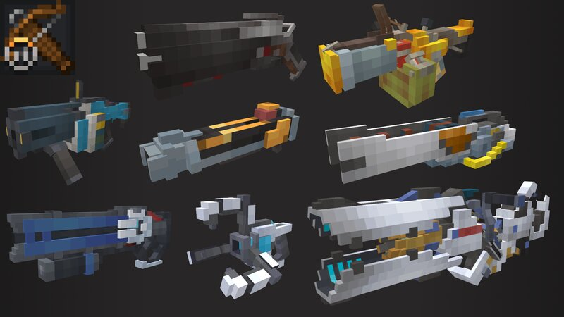 The 8 weapons that replace the crossbow!