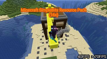 Bedwars : SimpleBits Resource-Pack (16x) Minecraft Texture Pack