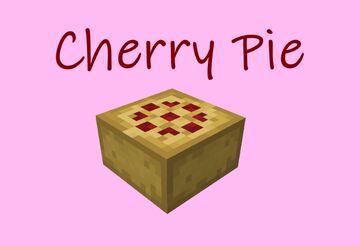 Cherry Pie! Minecraft Texture Pack
