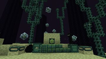 Consistent End Theme (Green) Minecraft Texture Pack