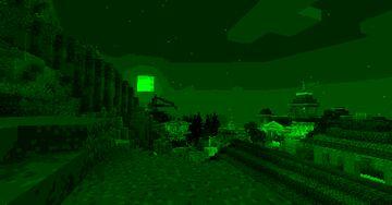 Pov creeper Minecraft Texture Pack