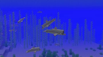 Accurate Dolphins [Java] Minecraft Texture Pack