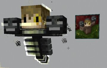 Grian Wither Minecraft Texture Pack