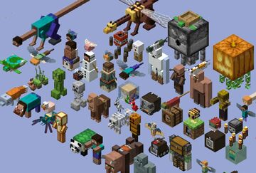 Minecraft: Cursed Edition! Witches, Warfare & Alternate Dimensions! Minecraft Texture Pack
