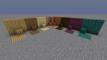 Vertical Planks Minecraft Texture Pack