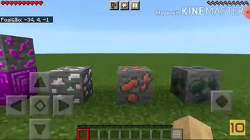 Showing the addon I made for Minecraft Bedrock Edition! Minecraft Texture Pack