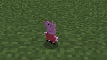 Peppa Pig pack Minecraft Texture Pack