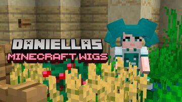 Daniella's wigs - Minecraft wigs! [2.1] Minecraft Texture Pack