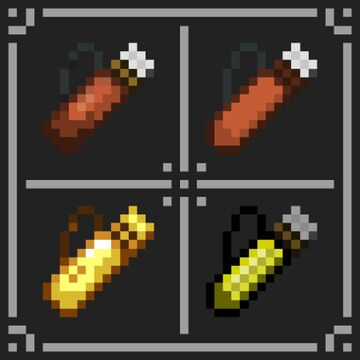 Stackable Arrows - Quiver DX (Jappa and Programmer Art Compatible) Minecraft Texture Pack