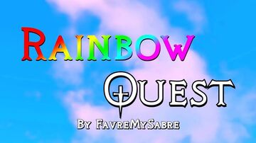 Rainbow Quest Pack! Minecraft Texture Pack