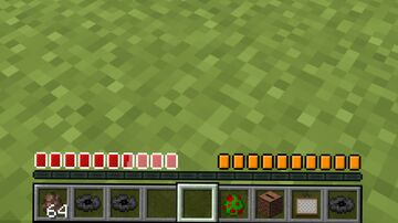 Fracture-Edge (RPG) (bar only) Minecraft Texture Pack