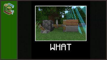 WHAT [Compliance Tweaks 32x] Minecraft Texture Pack