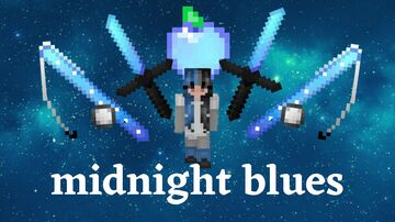 Midnight Blues Minecraft Texture Pack