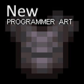 New Programmer Art Minecraft Texture Pack