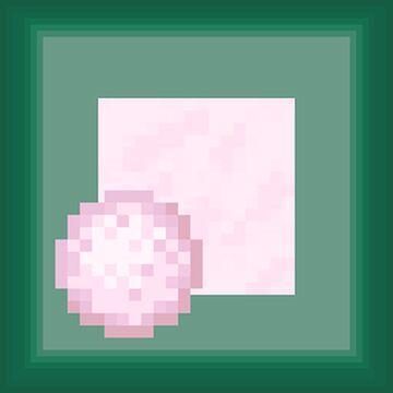 Strawberry Snowflake - Java Edition Minecraft Texture Pack