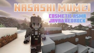 Nasashi Mumei COSMETIC ASMR Java Edition Minecraft Texture Pack