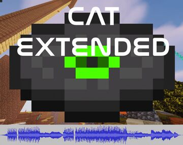 Cat Extended Minecraft Texture Pack